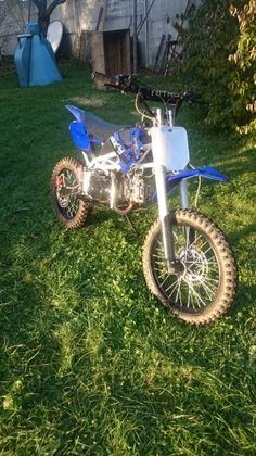 pitbike 125 - 1