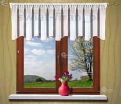 Trypolis NL (S) - Świat Firan Valance Curtains, Home Decor, Decoration Home, Room Decor, Home Interior Design, Valence Curtains, Home Decoration, Interior Design