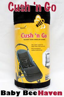 Enter for your chance to win a Cush 'N Go from @Thrifty Nifty Mommy! Giveaway ends 4/2
