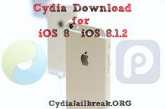 Cydia Download iOS 8.1.2 device using Windows or Mac OS X