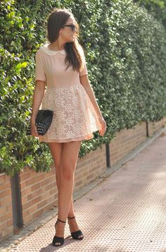 Floral Overlay
