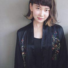 【HAIR】UEKI/nanukさんのヘアスタイルスナップ(ID:215758)