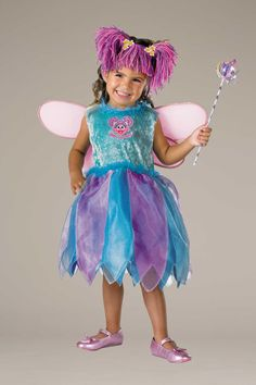 Abby Cadabby Costume for Girls