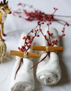 Questo Natale usate la cannella e decorate la vostra casa con addobbi fai da te