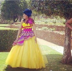 Find Traditional Dresses in South Africa. Browse of Modern Traditional Dresses on the largest online platform for Traditional African clothes in South Africa. Browse dresses by culture, designer or by area. Pedi Traditional Attire, Sepedi Traditional Dresses, African Traditional Wedding Dress, Traditional Wedding Attire, Traditional Fashion, African Wedding Attire, African Attire, African Fashion Dresses, African Dress