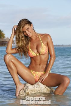 Nina Agdal Swimsuit Photos - Sports Illustrated Swimsuit 2014 - SI.com Photographed by James Macari in the Cook Islands