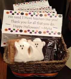 smile last minute halloween hostess gifts work what s that so