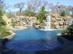 Pools Rivers And Spas On Pinterest