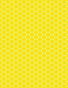 On-Glaze Ceramic Decals Paper Background, Background Patterns, Scrapbook Paper, Scrapbooking, Honey Packaging, Bee Party, Fancy Schmancy, Bee Theme, Vinyl Sheets