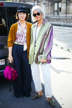 85263f965f54 The Best of PFW Street Style SS18