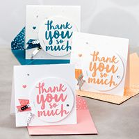 Julie's Stamping Spot -- Stampin' Up! Project Ideas by Julie Davison: Cool Punch Trick: Scallop Borders with Best Badge Punch