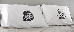 Easy DIY Star Wars pillow case prints - Nerd Crafting