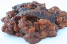 sweet barbecue baked beans