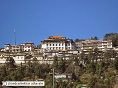 Aksharadhool: North of Northeast Part VIII  After the long and grueling drive of yesterday, it feels nice that today we would be doing only local sightseeing without much travel. As we assemble outside near the cars, weather is surprisingly warm because of the bright sunshine. Our first destination is the Tawang Monastery. Tawang, is spite of its remote location, is a bristling town with number of four wheelers zooming about.