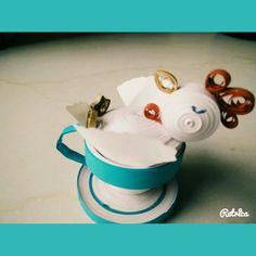 Quilling Cup Ãrt