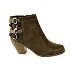 "Women's Sam Edelman ""Lucca"" Boot in Black | SHOP.CA - Sam Edleman"