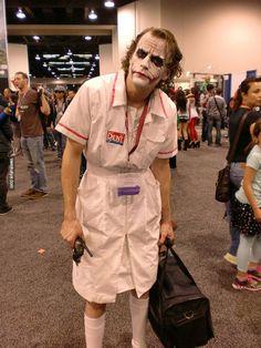 Nemkutya.com - A legjobb Joker jelmez, amit valaha láttam