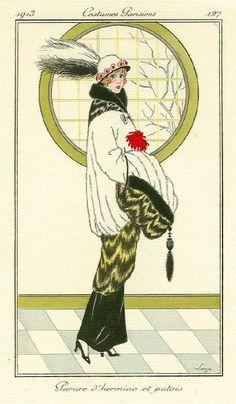 1913 Journal des Dames et des Modes