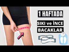 #bacakegzersizleri - YouTube Physical Fitness, Body Fitness, Health Fitness, Thigh Exercises For Women, Physics, Fitbit, Thighs, Hair Beauty, Yoga