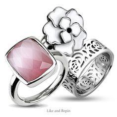 Loving These Pretty Jewelry? #BuyBlueSteel