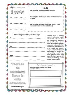 MUST DO! Print these out as many inspirational quotes, get starters, evaluators etc. Reformat to suit my student's journals! soooooooo inspiring and awesome!