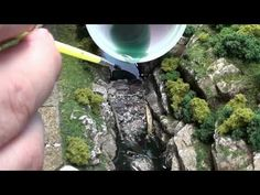 Easily Model Realistic Ground Cover - Model Scenery | Woodland Scenics - YouTube