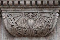 Landmark Center, St. Paul (detail)