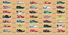 Overwhelmed trying to decide on new running shoes? Here's a Boston Marathon winner's guide for picking the perfect shoe for your foot!