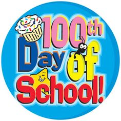 free 100th day of school clipart tpt free lessons pinterest rh pinterest com 100 Day Clip Art 100th day of school clipart black and white