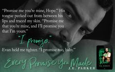 Every Promise You Made: A Second Chance Romance (Redeeming Love Book Redeeming Love, Hold Me Tight, Youre Mine, I Promise, Love Book, Kindle, Romance, Books, Romance Film