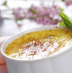 Vanilla Creme Brulee is a popular Portuguese dessert, this specific variation is absolutely delicious as the Vanilla adds a great component of smooth taste