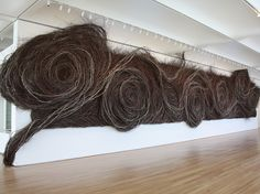 Patrick Dougherty, Out of the Box. Photo: Andy Lynch