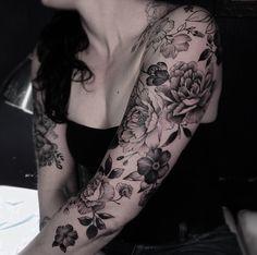 Tattoo by Dodie,  L'heur Bleu, Paris