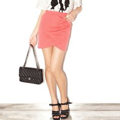 CiCi Shop - Asymmetric Bodycon Skirt $79.00 http://www.shop.secretenvy.com/CiCi-Shop-Asymmetric-Bodycon-Skirt-20152158.htm