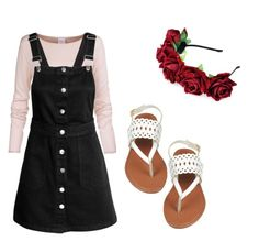"""Cybil's casual wear"" by pantsulord on Polyvore"
