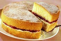 Cakes/cookies/koeke/kleinkoekie – Page 2 – Kreatiewe Kos Idees Lemon Sponge Cake, Sponge Cake Recipes, Best Cake Recipes, Victorian Sponge Cake Recipe, Kos, Victoria Sponge Cake, Best Victoria Sponge Recipe, Passover Desserts, British Baking