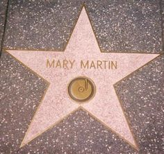 hollywood walk of fame | Description Mary.Martin.Star.Hollywood.Walk.of.Fame.jpg