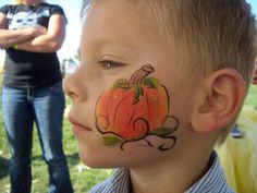 Pumpkin Face Painting Ideas | Face Painting Illusions and Balloon Art, LLC: Cornbelly's Corn Maze ...