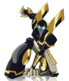 Transformers Animated Prowl.