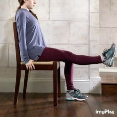 Alleviate aching knees with these strengthening exercises Knee Osteoarthritis, Knee Arthritis, Exercises For Arthritic Knees, Aching Knees, Leg Pain, Foot Pain, Knee Strengthening Exercises, How To Strengthen Knees, Knee Pain Relief