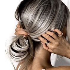 Not my style but could be pretty on so many! #hair