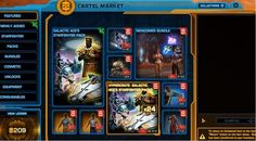 Galactic Ace's Starfighter Packs