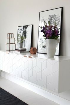 IKEA Besta Units In The Interior Creative Integration | Hum Ideas