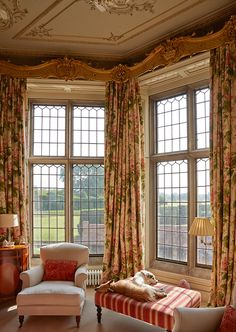 Todhunter Earle Interior Design, Country House-Madresfield Court