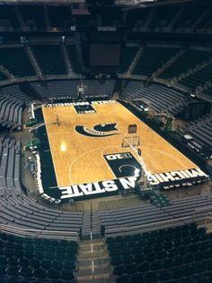 Michigan State Basketball Arena