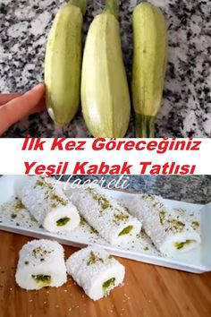 Food Preparation, Pickles, Cucumber, Delicious Desserts, Zucchini, Deserts, Food And Drink, Vegetables, Cooking