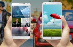 Which one would you choose? The LG G Pro 2 or the Samsung Galaxy Note 3?