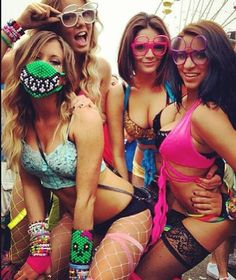 Hot Rave Girls | Sexy Girls Love EDM Festivals - Gallery 4