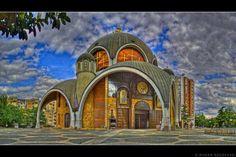 St. Kliment Ohridski, Skopje, Macedonia photo: Nenad Bogoevski