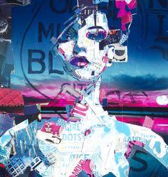 Derek Gores Collage Europe 1/2